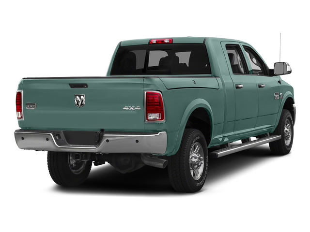 Light Green 2015 Ram Truck 2500 Pictures 2500 Mega Cab SLT 2WD photos rear view
