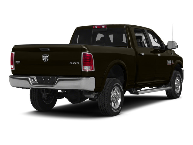 Dark Brown 2015 Ram Truck 2500 Pictures 2500 Crew Cab Tradesman 4WD photos rear view