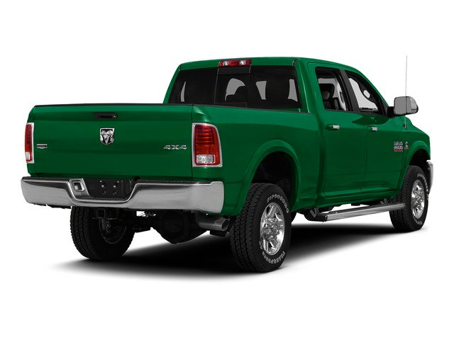 Bright Green 2015 Ram Truck 2500 Pictures 2500 Crew Cab SLT 4WD photos rear view