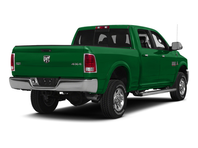 Bright Green 2015 Ram Truck 2500 Pictures 2500 Crew Cab Tradesman 4WD photos rear view