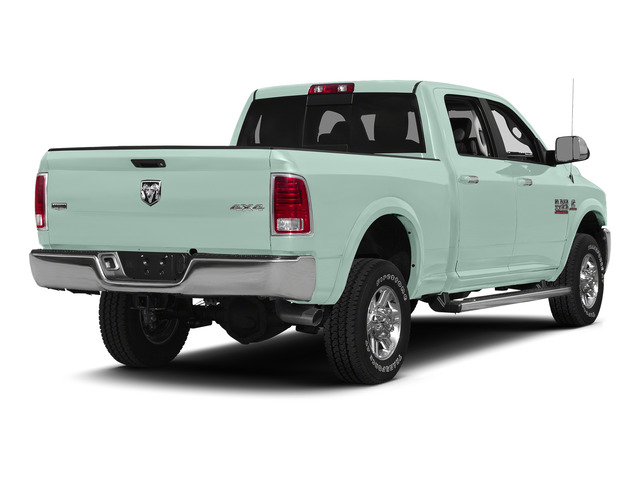 Robin Egg Blue 2015 Ram Truck 2500 Pictures 2500 Crew Cab Tradesman 4WD photos rear view