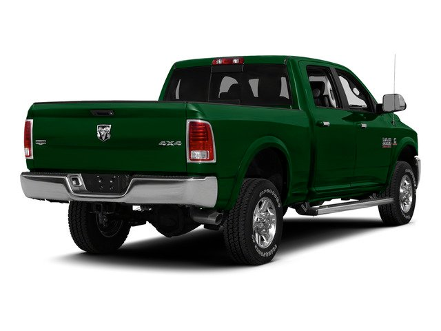 Tree Green 2015 Ram Truck 2500 Pictures 2500 Crew Cab SLT 4WD photos rear view