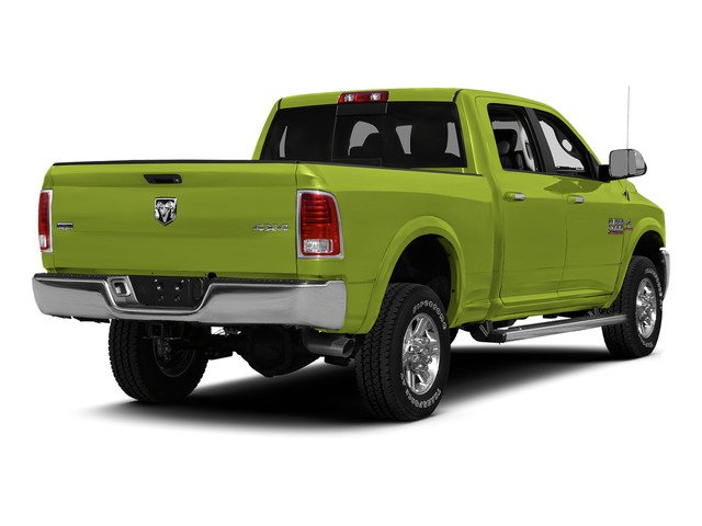 National Safety Yellow 2015 Ram Truck 2500 Pictures 2500 Crew Cab Tradesman 4WD photos rear view