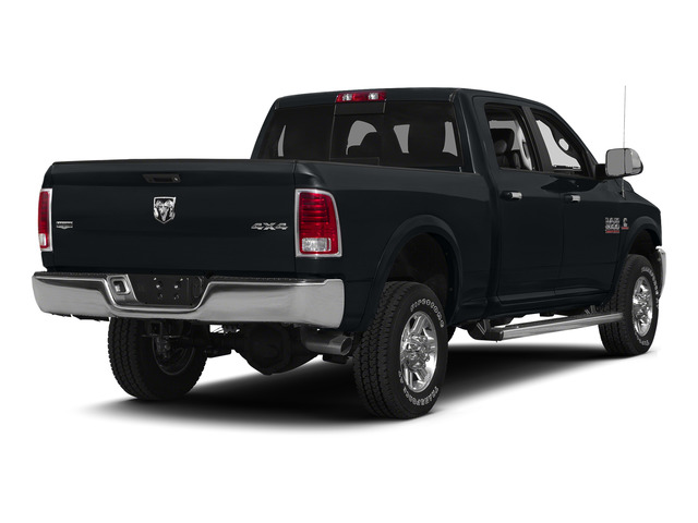 Maximum Steel Metallic Clearcoat 2015 Ram Truck 2500 Pictures 2500 Crew Cab SLT 2WD photos rear view