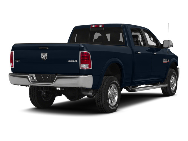 True Blue Pearlcoat 2015 Ram Truck 2500 Pictures 2500 Crew Cab SLT 2WD photos rear view