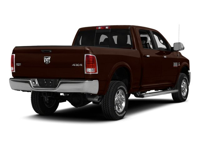 Western Brown 2015 Ram Truck 2500 Pictures 2500 Crew Cab SLT 2WD photos rear view