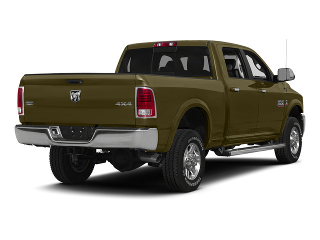 Prairie Pearlcoat 2015 Ram Truck 2500 Pictures 2500 Crew Cab Tradesman 4WD photos rear view