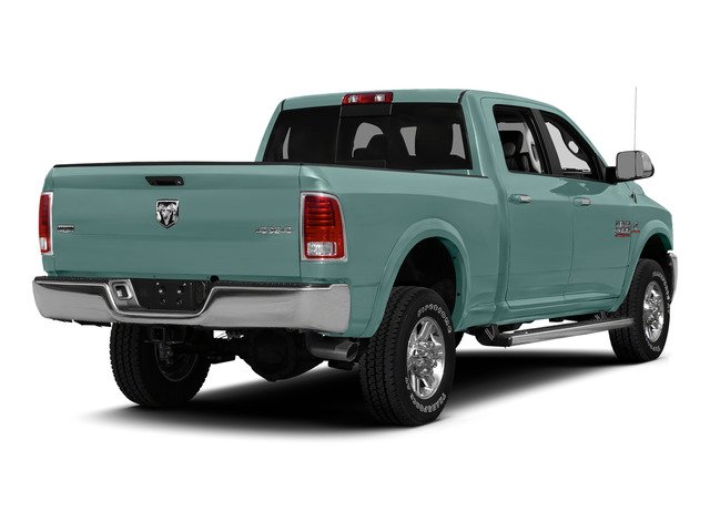 Light Green 2015 Ram Truck 2500 Pictures 2500 Crew Cab SLT 4WD photos rear view