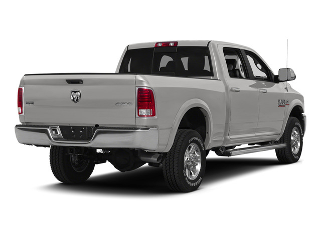 Bright Silver Metallic Clearcoat 2015 Ram Truck 2500 Pictures 2500 Crew Cab Tradesman 4WD photos rear view
