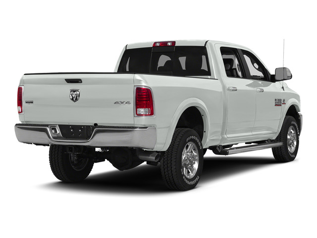 Bright White Clearcoat 2015 Ram Truck 2500 Pictures 2500 Crew Cab Tradesman 4WD photos rear view