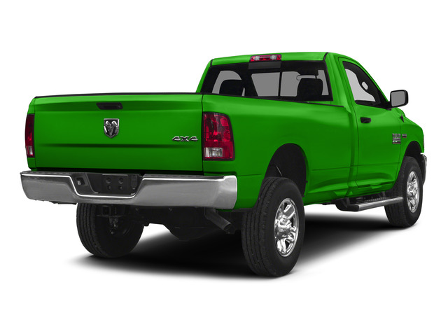Hills Green 2015 Ram Truck 2500 Pictures 2500 Regular Cab SLT 4WD photos rear view