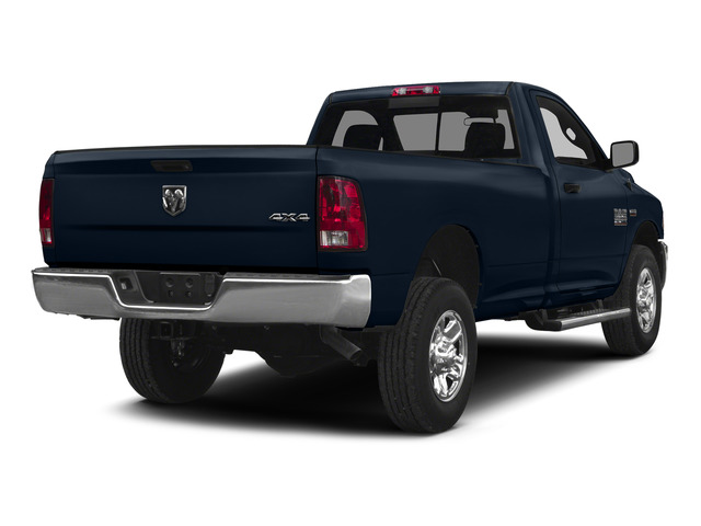 True Blue Pearlcoat 2015 Ram Truck 2500 Pictures 2500 Regular Cab Tradesman 4WD photos rear view