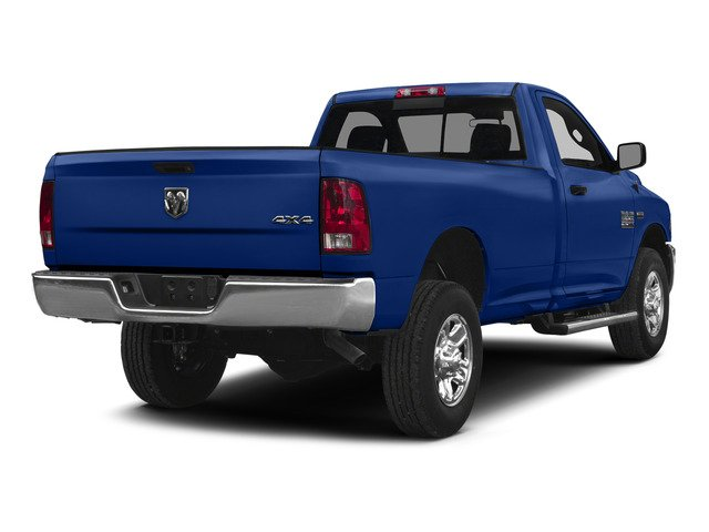 Blue Streak Pearlcoat 2015 Ram Truck 2500 Pictures 2500 Regular Cab Tradesman 4WD photos rear view