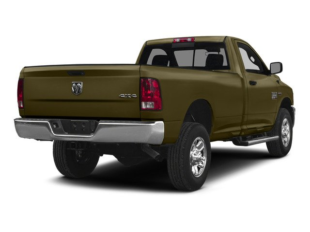 Prairie Pearlcoat 2015 Ram Truck 2500 Pictures 2500 Regular Cab SLT 4WD photos rear view