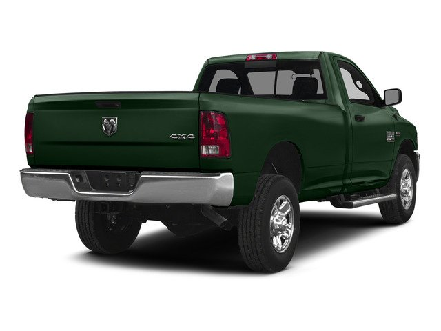 Timberline Green Pearlcoat 2015 Ram Truck 2500 Pictures 2500 Regular Cab SLT 4WD photos rear view