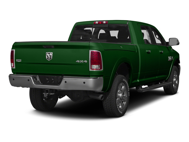Tree Green 2015 Ram Truck 3500 Pictures 3500 Mega Cab SLT 2WD photos rear view
