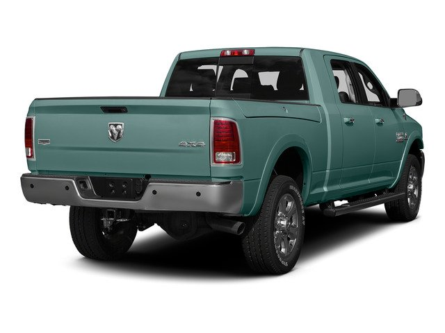 Light Green 2015 Ram Truck 3500 Pictures 3500 Mega Cab SLT 4WD photos rear view