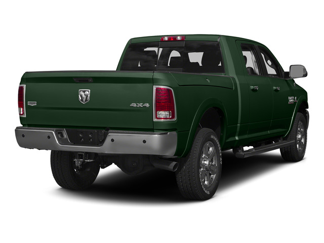 Timberline Green Pearlcoat 2015 Ram Truck 3500 Pictures 3500 Mega Cab SLT 2WD photos rear view