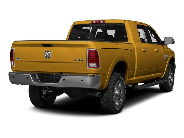 School Bus Yellow 2015 Ram Truck 3500 Pictures 3500 Mega Cab SLT 2WD photos rear view
