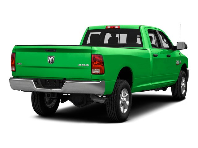 Hills Green 2015 Ram Truck 3500 Pictures 3500 Crew Cab SLT 2WD photos rear view