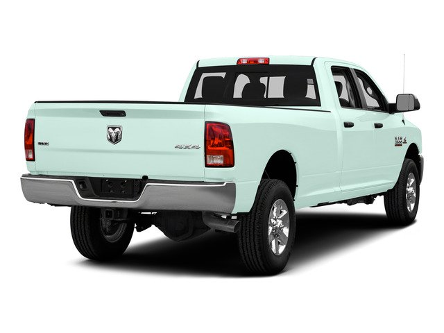 Robin Egg Blue 2015 Ram Truck 3500 Pictures 3500 Crew Cab SLT 2WD photos rear view