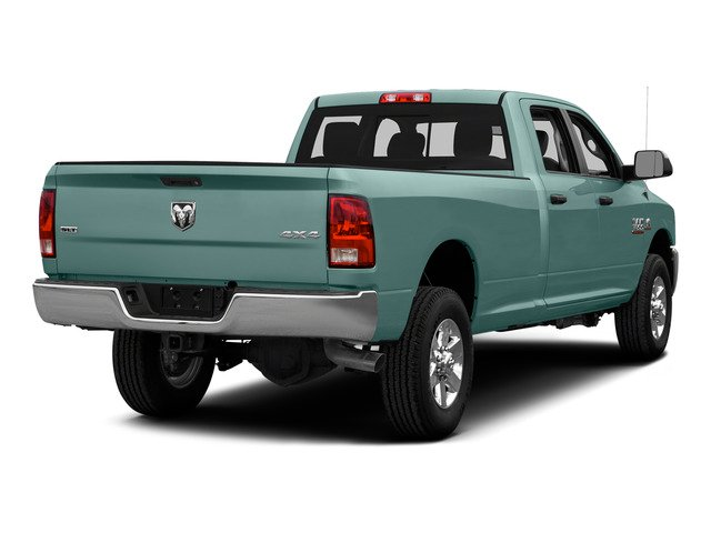 Light Green 2015 Ram Truck 3500 Pictures 3500 Crew Cab SLT 2WD photos rear view