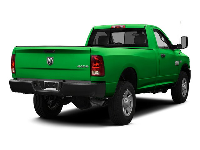 Hills Green 2015 Ram Truck 3500 Pictures 3500 Regular Cab Tradesman 2WD photos rear view