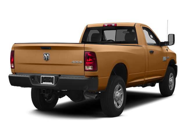 Power Tan 2015 Ram Truck 3500 Pictures 3500 Regular Cab Tradesman 2WD photos rear view