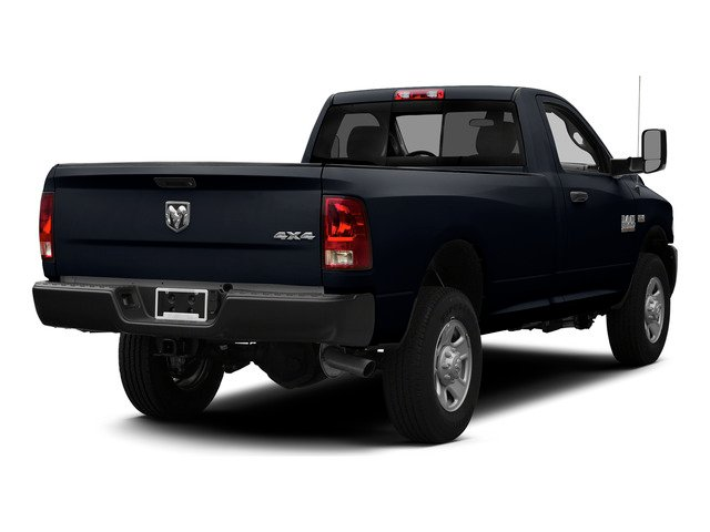 Midnight Blue Pearlcoat 2015 Ram Truck 3500 Pictures 3500 Regular Cab Tradesman 2WD photos rear view