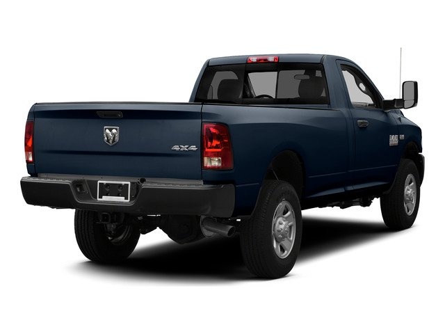 True Blue Pearlcoat 2015 Ram Truck 3500 Pictures 3500 Regular Cab Tradesman 2WD photos rear view