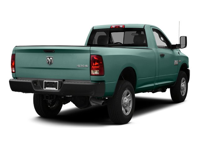 Light Green 2015 Ram Truck 3500 Pictures 3500 Regular Cab Tradesman 2WD photos rear view