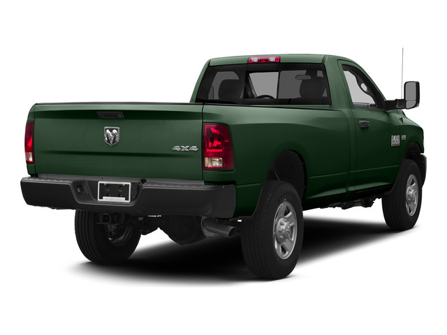 Timberline Green Pearlcoat 2015 Ram Truck 3500 Pictures 3500 Regular Cab Tradesman 2WD photos rear view