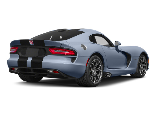 Ceramic Blue Clearcoat 2015 Dodge Viper Pictures Viper 2 Door Coupe photos rear view