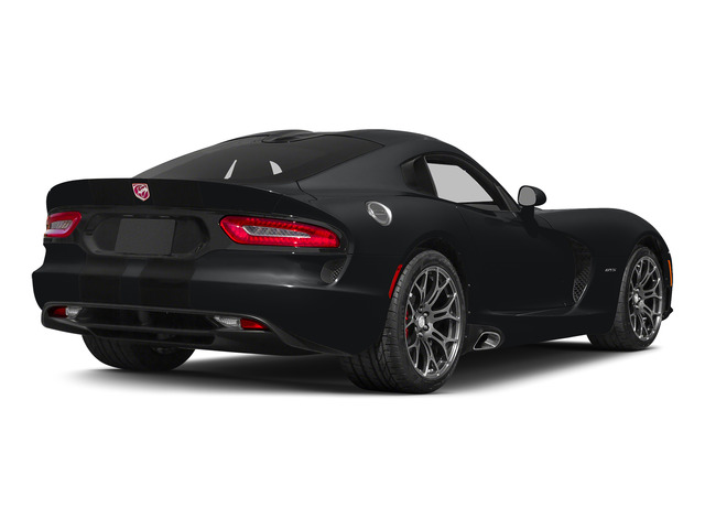 Gunmetal Pearl 2015 Dodge Viper Pictures Viper 2 Door Coupe photos rear view