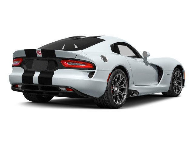 Viper White Clearcoat 2015 Dodge Viper Pictures Viper 2 Door Coupe photos rear view