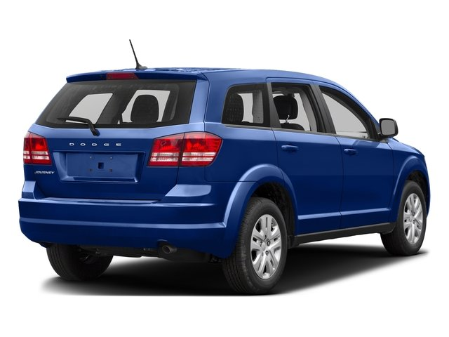 Blue Streak Pearlcoat 2015 Dodge Journey Pictures Journey Utility 4D Crossroad 2WD photos rear view
