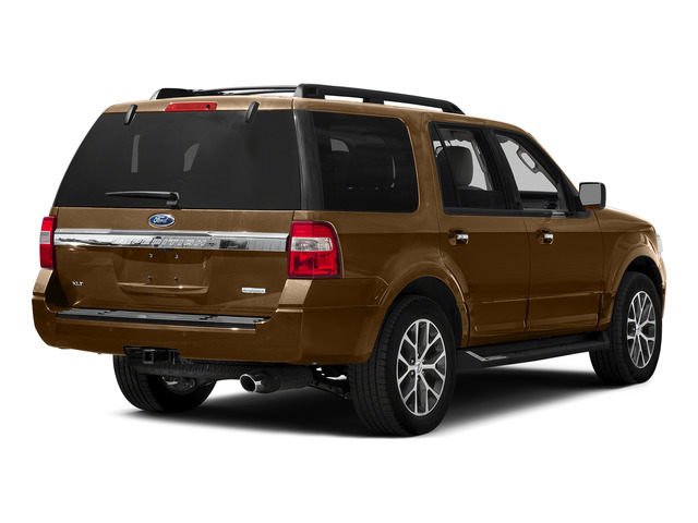 Bronze Fire Metallic 2015 Ford Expedition Pictures Expedition Utility 4D XL 2WD photos rear view