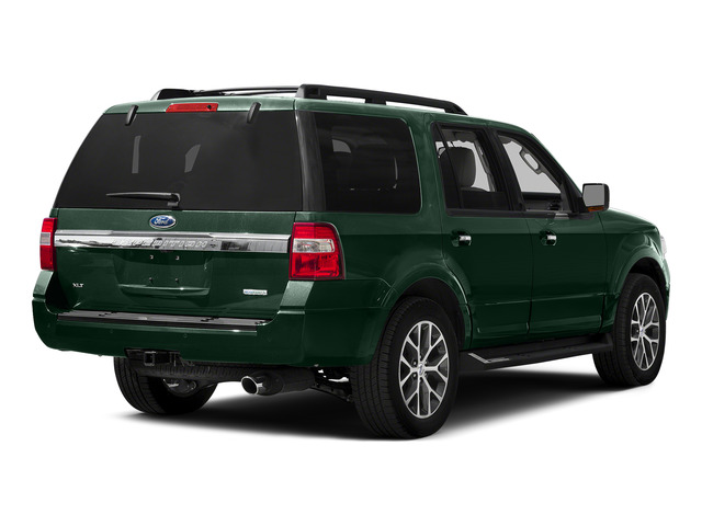 Green Gem Metallic 2015 Ford Expedition Pictures Expedition Utility 4D XL 2WD photos rear view