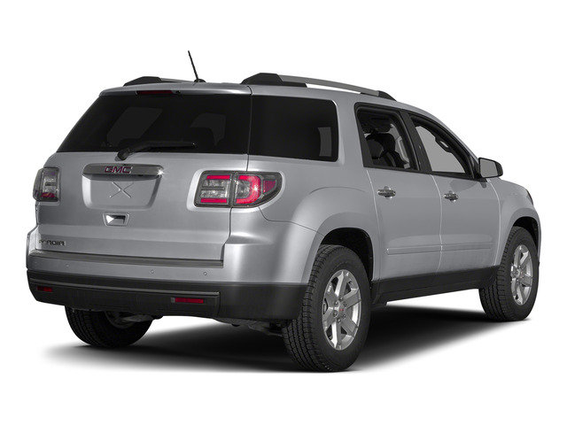 Quicksilver Metallic 2015 GMC Acadia Pictures Acadia Utility 4D SLT AWD photos rear view