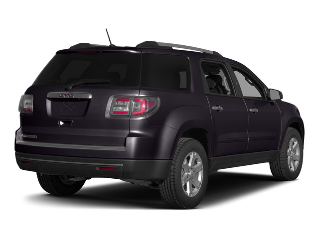 Midnight Amethyst Metallic 2015 GMC Acadia Pictures Acadia Utility 4D SLT AWD photos rear view