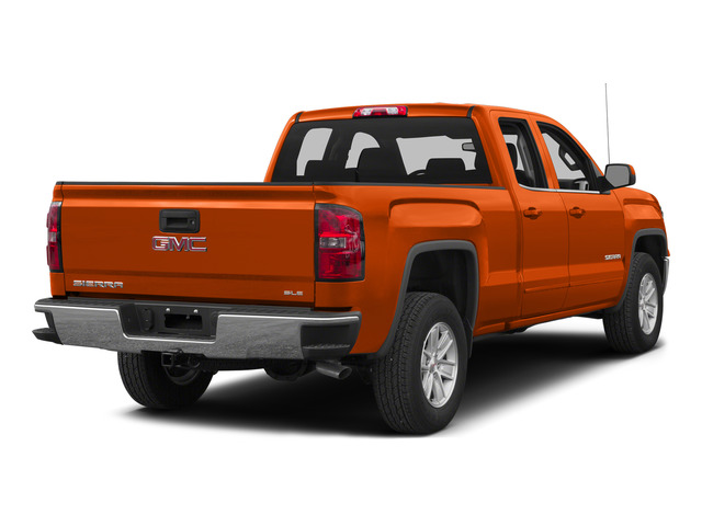 Cayenne Metallic 2015 GMC Sierra 1500 Pictures Sierra 1500 Extended Cab SLT 4WD photos rear view