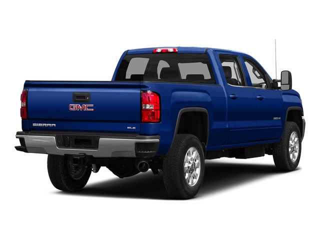 Cobalt Blue Metallic 2015 GMC Sierra 2500HD Pictures Sierra 2500HD Crew Cab Work Truck 4WD photos rear view