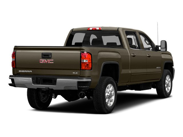 Bronze Alloy Metallic 2015 GMC Sierra 2500HD Pictures Sierra 2500HD Crew Cab Work Truck 4WD photos rear view