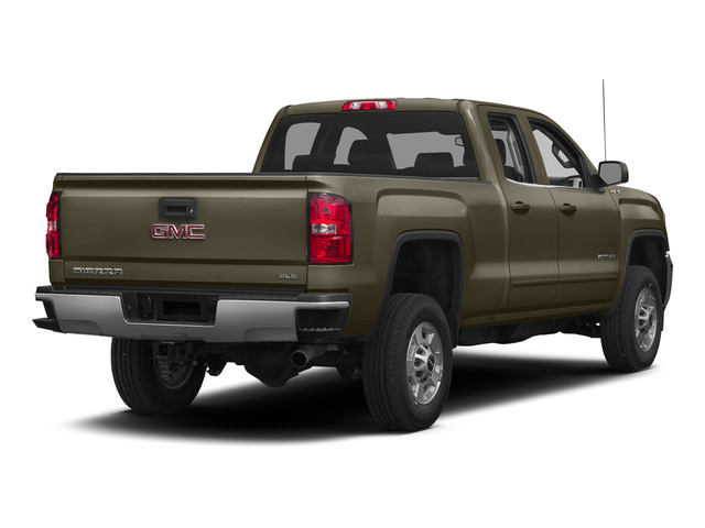 Bronze Alloy Metallic 2015 GMC Sierra 2500HD Pictures Sierra 2500HD Extended Cab SLT 4WD photos rear view