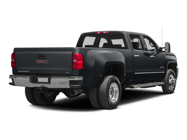 Stealth Gray Metallic 2015 GMC Sierra 3500HD Pictures Sierra 3500HD Crew Cab Work Truck 2WD photos rear view