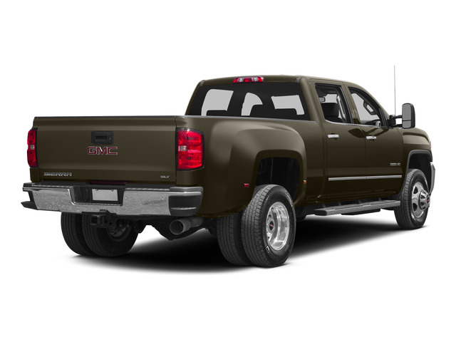 Bronze Alloy Metallic 2015 GMC Sierra 3500HD Pictures Sierra 3500HD Crew Cab Work Truck 2WD photos rear view