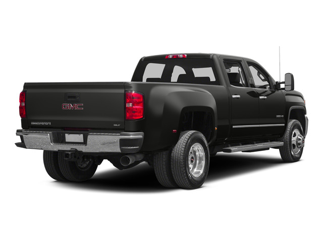 Iridium Metallic 2015 GMC Sierra 3500HD Pictures Sierra 3500HD Crew Cab Denali 2WD photos rear view