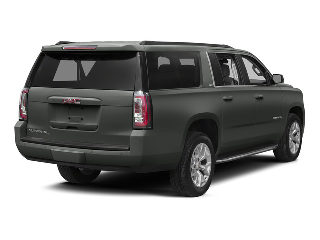Light Steel Gray Metallic 2015 GMC Yukon XL Pictures Yukon XL Utility 4D Denali 4WD photos rear view