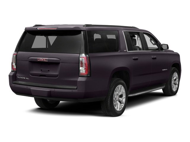 Midnight Amethyst Metallic 2015 GMC Yukon XL Pictures Yukon XL Utility 4D Denali 4WD photos rear view