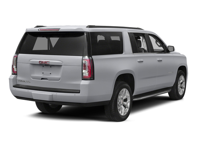 Quicksilver Metallic 2015 GMC Yukon XL Pictures Yukon XL Utility 4D Denali 4WD photos rear view